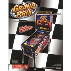 Grand Prix  rubber kit - white
