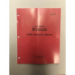 Dracula manual schematic