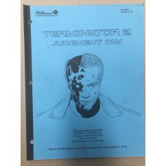 Terminator 2 manual instruction