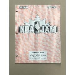 NBA JAM manual