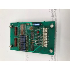 opto board  7 pcb & bracket assembly USED