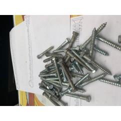 MIXED bolts