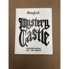MYSTERY CASTLE manual