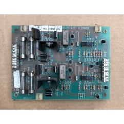 DATA EAST 2 FLIPPER Board  520-5033-00 USED