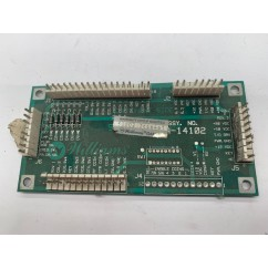 wpc coin door pcb assembly USED AND UNTESTED
