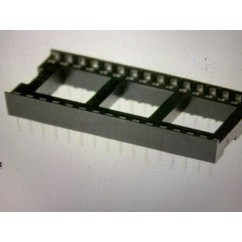 IC Socket - 28 pins slim