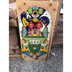 Zaccaria House of Diamonds Playfield  USED
