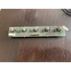 Earthshaker USED lamp board untested