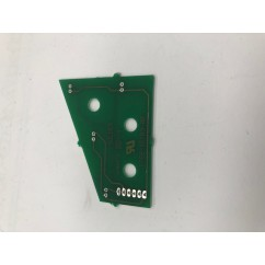 Blank pcb popper 3 ired led