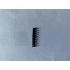 RESISTOR SIP 10 PIN 560 9R 10