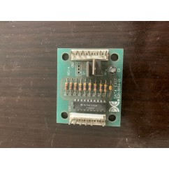 Chase light and auxiliary drive board USED