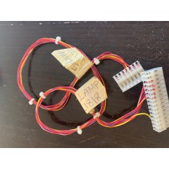 5 lamp pcb assembly cable