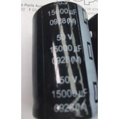 Capacitor   15,000uf  50vt
