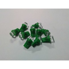 PSPA 555 140 Degree Wide Angle Lens - GREEN pack of ten