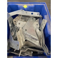 Mixed metal Parts USED