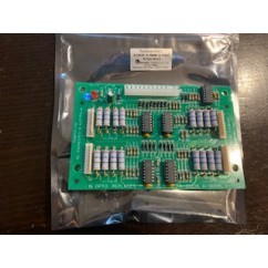 16 opto driver pcb assembly with brackets