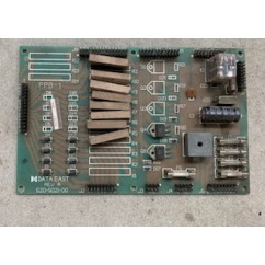 Data East Pinball Power Supply Board USED