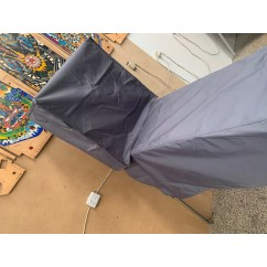 Waterproof Pinball Cover  GREY for double handle games