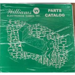 Williams Parts Catalog  16-9932