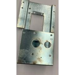 Metal Mounting  Bracket Plate ?