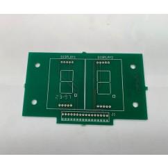 2 Digit LED Assembly