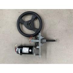 Steering Wheel 270 Assembly, High Torque Motor