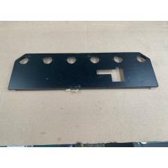 Roadshow metal back panel
