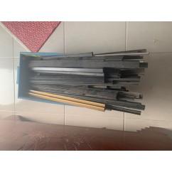 BOXFULL  of trim USED