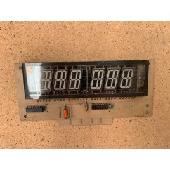 USED Gottlieb 6 digit display non tested