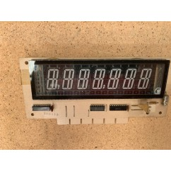 USED Gottlieb 7 digit display non tested