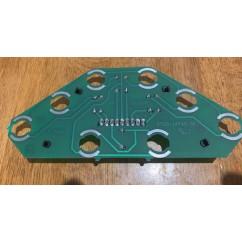 8 lamp pcb assembly board