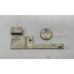 Metal bracket plate