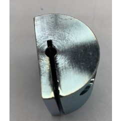 single ball eject metal part