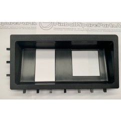 coin plastic plate cover