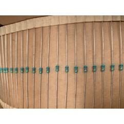 Resistor - 620 ohms 1/4 watt