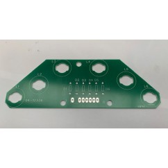 6 lamp pcb assembly