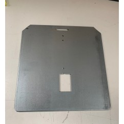 coin box lid single hole