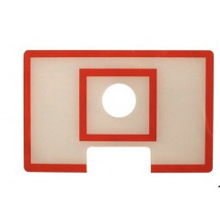 Space Jam Replacement Backboard