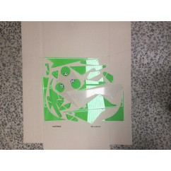 Flipper Football Partial Plastics set