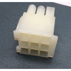 9 pin male connector