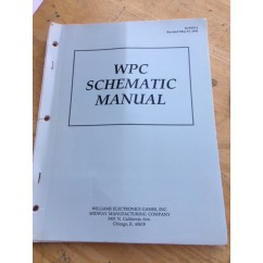 wpc schematic  USED manual