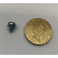 machine screw  8-32