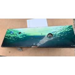 Fishtales Topper back board USED