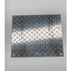 Checker Plate  30cm by 35cm APRROX