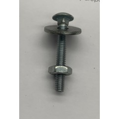 Carriage Bolt (set of 14)