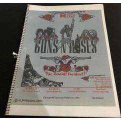 Guns N Roses USED manual