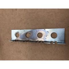 coin door plate