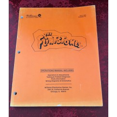 The Flintstones Manual USED