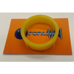 Super-Bands flipper rubber yellow
