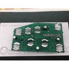 8 lamp pcb assembly Getaway  USED